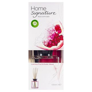 Air Wick Home Signature Reed Luscious Fruit & Exotic Wood 100ml