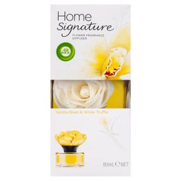 Air Wick Home Signature Flower Diffuser Vanilla Bean & White Truffle 90ml