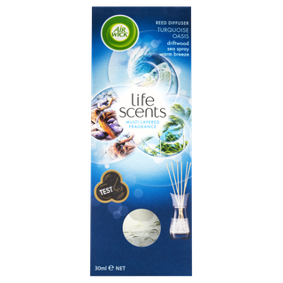 Air Wick Life Scents Reed Turquoise Oasis
