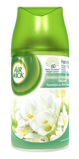 Recharge Freshmatic MAX Jasmin et Fleurs Blanches Délicates