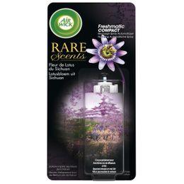 AirWick Recharge Freshmatic Compact Rare Scents Fleur de Lotus du Sichuan ¹