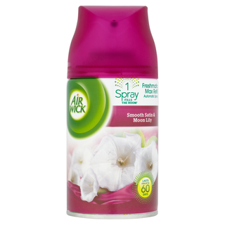 Air Wick Freshmatic Max - Smooth Satin & Moon Lily