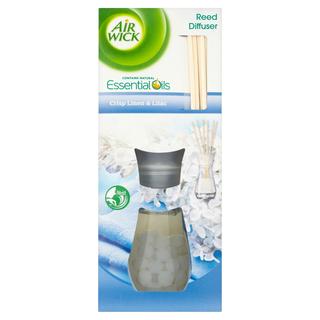 Air Wick Reed Diffuser - Crisp Linen & Lilac