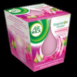 Ароматизированная свеча Air Wick Цветочная фантазия, 105 г