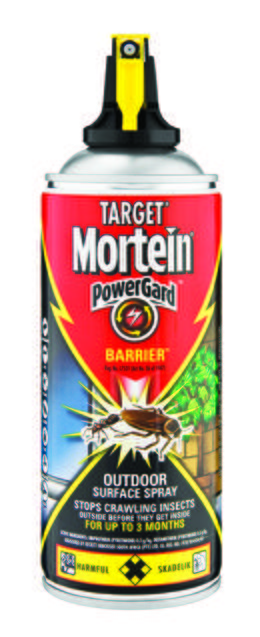 MORTEIN  BARRIER OUTDOOR SURFACE SPRAY