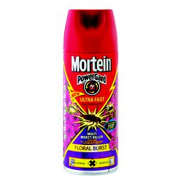 MORTEIN  POWERGARD ULTRAFAST FLORAL BURST
