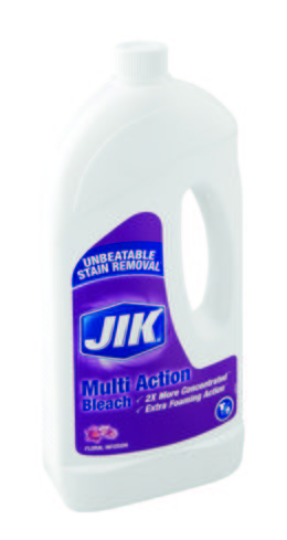 JIK MULTI ACTION BLEACH FLORAL INFUSION 1L