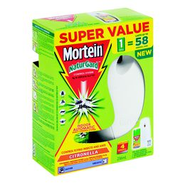 MORTEIN  AUTOMATIC INSECT CONTROL SYSTEM CITRONELLA