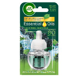 Air Wick Ambientador eléctrico - Essential Oils Aguas del bosque
