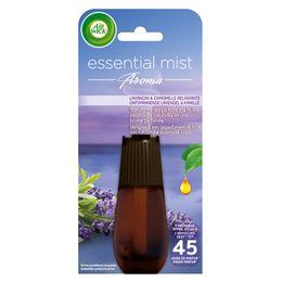 Air Wick Recharge Essential Mist Lavandin et Camomille Relaxants ¹