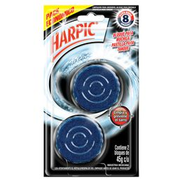 Harpic Pastilla para Tanque Power Plus x2