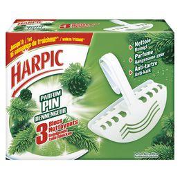Harpic Bloc Parfumé Pin ⁽¹⁾