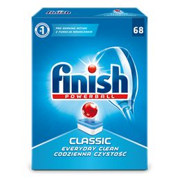 Tabletki do zmywarki Finish Classic Regularny