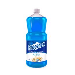 Limpiador Líquido Pisos Marina Procenex 1,8 lts