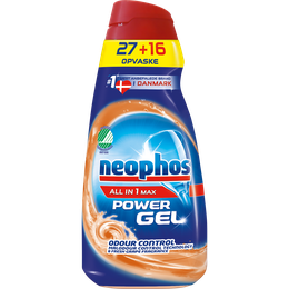 Neophos All in 1  Max Gel Odour 650 ml.
