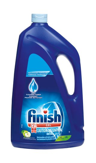 Finish® Gel Green Apple Scent