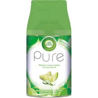 Air Wick Air Freshener Freshmatic Honeydew And Cucumber Refill 250ml