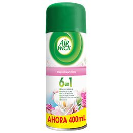 AIR WICK® MAGNOLIA CHERRY AEROSOL DE 400 mL