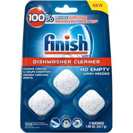 Finish Dishwasher Cleaner Pouches