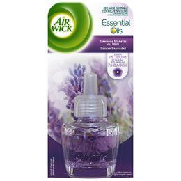 Air Wick Recharge Diffuseur Electrique Lavande Violette du Midi ¹