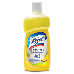 Lizol Cement Surface Cleaner Lemon