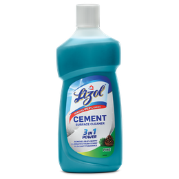 Lizol Cement Surface Cleaner Pine