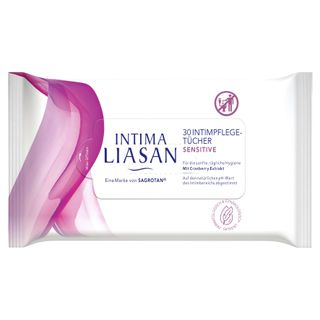 Intima Liasan Intimpflege-Tücher Sensitive
