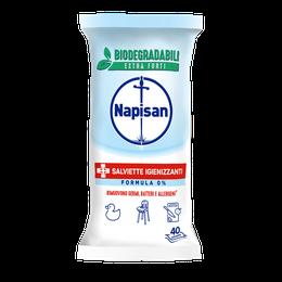 Salviette Igienizzanti Formula 0%