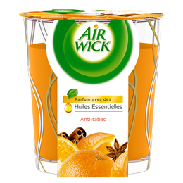 Air Wick Bougie Essential Oils Anti-Tabac ¹