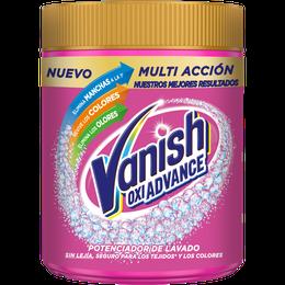 Vanish Oxi Advance Polvo Quitamanchas para la ropa