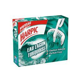 Harpic Bloc Cuvette Eau Lagon Turquoise ⁽¹⁾