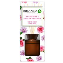 Botanica by Air Wick Vonné tyčinky - Exotická růže a africká pelargónie