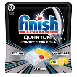 Finish Quantum Lemon Scent