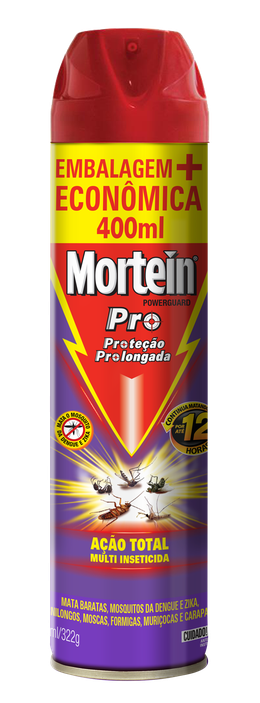 Mortein Multi Inseticida Acao Total 400ml