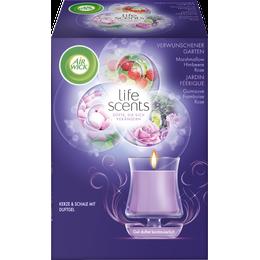 Air Wick Bougie & Gel Parfumé Jardin Féérique