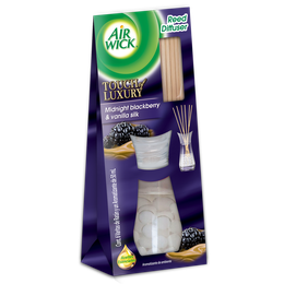Air Wick® Reeds Midnight Blackberry & Vanilla Silk 50mL