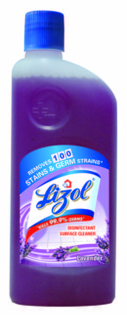 Lizol Surface Cleaner Lavender