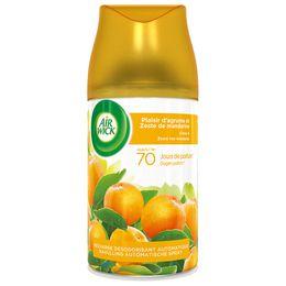 Air Wick Recharge Freshmatic Plaisir d'Agrume et Zeste de Mandarine ¹