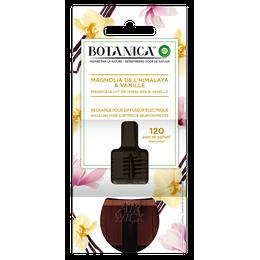 Botanica Recharge electrique Magnolia de l'Himalaya et Vanille