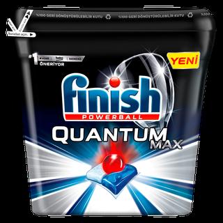 finish quantum max orjinal özel kutu