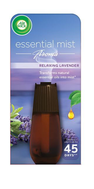 Air Wick Air Freshener Essential Mist Relaxing Lavender Refill 20ml