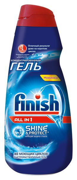 Finish All in One гель 1 л
