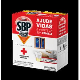Repelente Eletrico Liquido Cruz Vermelha Aparelho e Refil 35ml