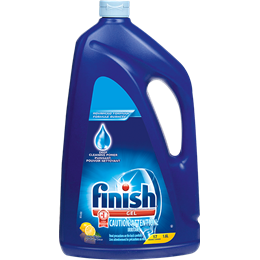 Finish® Gel Lemon Scent