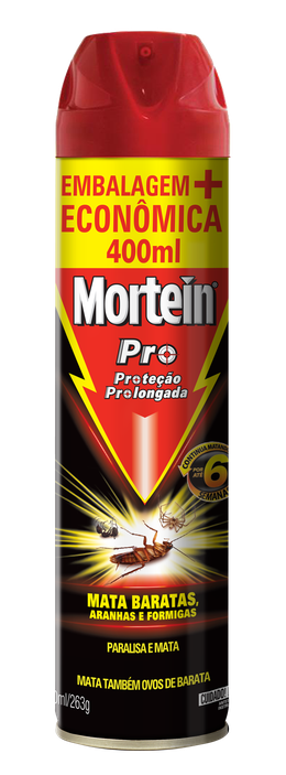 Mortein Inseticida Mata Baratas 400ml