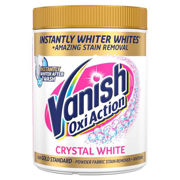 Vanish Gold Oxi Action Whitener Stain Remover Powder Vanish Uk