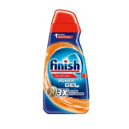Finish Power Gel ALL IN 1 MAX 3X Poteri Anti-Odore
