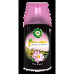 Air Wick Recharge Freshmatic Huiles Essentielles Fleur de Lotus ¹