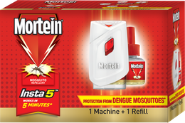 MORTEIN  INSTA VAPOURIZER COMBIPACK 35 ML