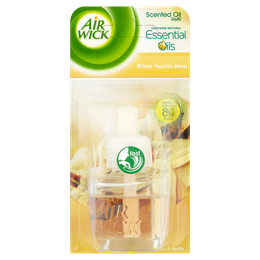 Air Wick Plug-in Refill White Vanilla Bean